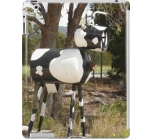 Cow Mail iPad Case/Skin