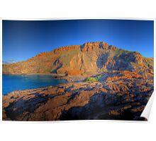 How High - Second Valley, Fleurieu Peninsular, SA Poster