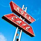 Rock Cafe by Amy Francen