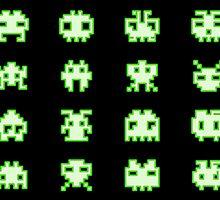 OMG Space Invaders by CafePretzel