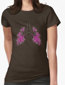 Flower lung T-Shirt