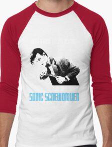 Get out ur Screwdriver Men's Baseball ¾ T-Shirt