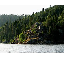 Coldwell, Northern Ontario Canada Photographic Print