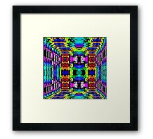 In The Nooks And Crannies Of My Mind Framed Print