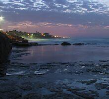 It's Almost Dawn by Mattia Oselladore