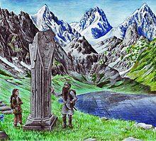 Durin's Stone by Matěj Čadil