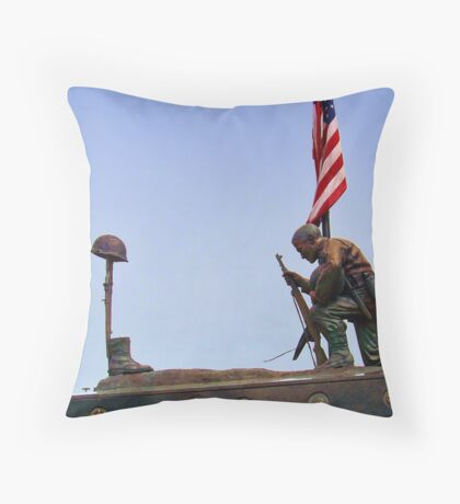 Never Forget 1 Throw Pillow