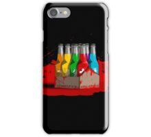 Epic 8 perk pack blood iPhone Case/Skin