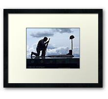 Never Forget 3 Framed Print