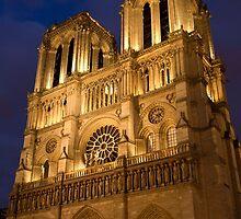 Notre Dame de Paris - 2 ©  by © Hany G. Jadaa © Prince John Photography