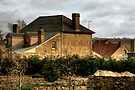 Oatlands from Old Mill Lane by Christine Smith