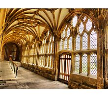 The Cloister Photographic Print