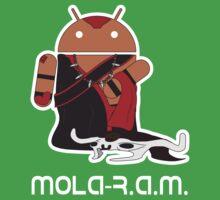 Mola-R.A.M. One Piece - Short Sleeve