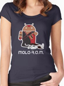 Mola-R.A.M. Women's Fitted Scoop T-Shirt
