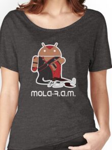 Mola-R.A.M. Women's Relaxed Fit T-Shirt