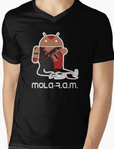 Mola-R.A.M. Mens V-Neck T-Shirt