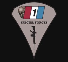 Special Forces T-Shirt by Shane Highfill