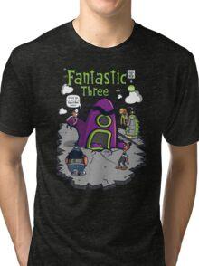 Fantastic Three Tri-blend T-Shirt
