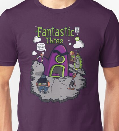 Fantastic Three Unisex T-Shirt