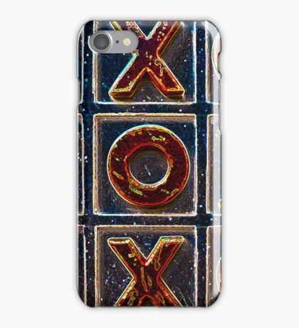Noughts & Crosses 2 iPhone Case/Skin