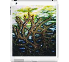 Ominous seaweed iPad Case/Skin