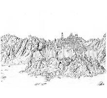 Gondolin in Ruins Photographic Print