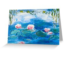 Calm Greeting Card