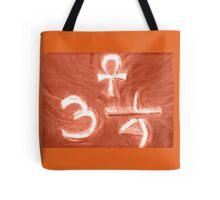 Ankh & Om Tote Bag