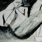 mostly pencil by Shylie Edwards