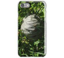 Wasp Nest iPhone Case/Skin