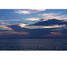 Skyway Fishing Photographic Print
