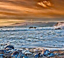 Ocean Beach by vincefoto