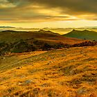 First light on Mount Howitt by Kevin McGennan
