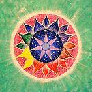 Mandala : Balance Your Chakras by danita clark