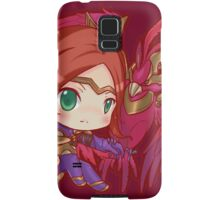 Cute Phoenix Quinn - League of Legends Samsung Galaxy Case/Skin