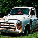 Old Trucks by Leta Davenport