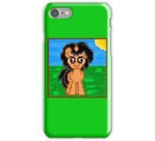 Nupie in 16 bit  iPhone Case/Skin