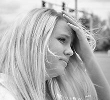 young woman by pdsfotoart