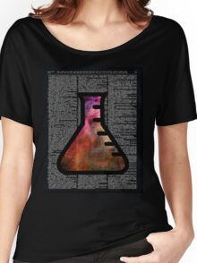 Orion Alchemy Vial over Dictionary Women's Relaxed Fit T-Shirt
