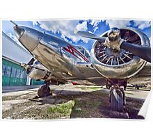 Prop Pseudo HDR Poster