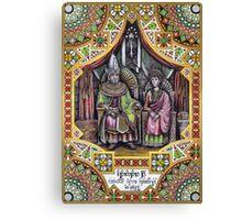 King Atanatar II Alcarin of Gondor Canvas Print