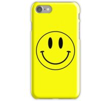 Acid House Smile Face iPhone Case/Skin