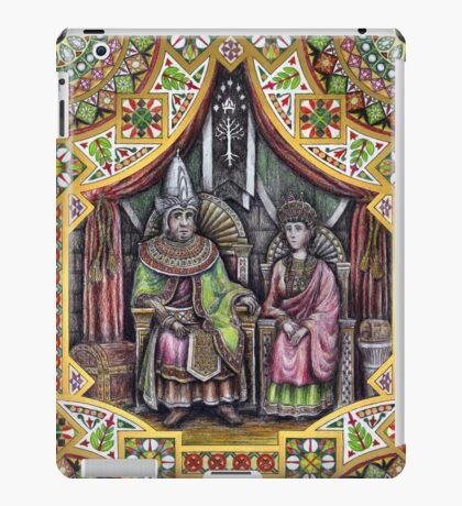 King Atanatar II Alcarin of Gondor iPad Case/Skin