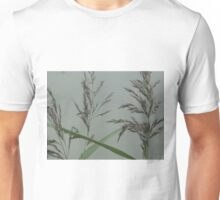 Getting back down to nature - grass seeds Unisex T-Shirt