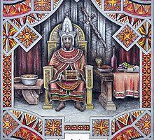 King Narmacil I of Gondor by Matěj Čadil