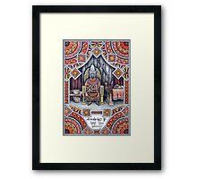 King Narmacil I of Gondor Framed Print