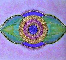 Mandala : Flourish  by danita clark