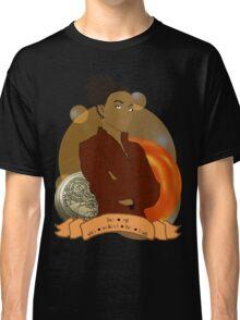 Doctor Who: The girl who walked the Earth - Martha Jones Classic T-Shirt