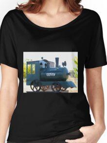 Train Mailbox Women's Relaxed Fit T-Shirt