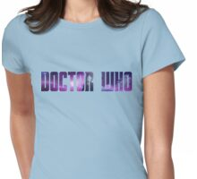 TARDIS - Doctor Who Womens Fitted T-Shirt